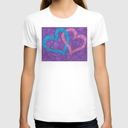 Linked Hearts T-shirt
