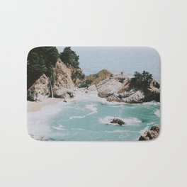 big sur / california Bath Mat