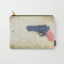 Plastic Gun in Rain Carry-All Pouch