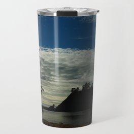 When The Sun Goes Down Travel Mug