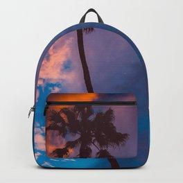 Sunset in California Backpack