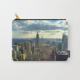 View Of New York City Carry-All Pouch