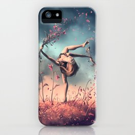 VIRGO from the Dancing Zodiac iPhone Case