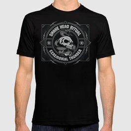 Snake Head Ritual - Ceremonial Thunder Alternate T-shirt