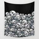 Skull Pattern by ninapalumbo