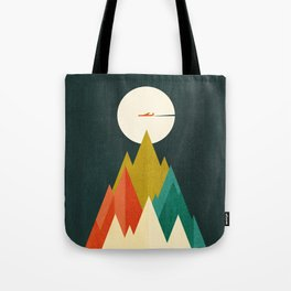 Life is a travel Tote Bag