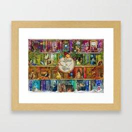 A Stitch In Time Framed Art Print