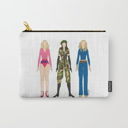 Triple Madge American Life Carry-All Pouch