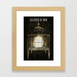 Children of Men Framed Art Print