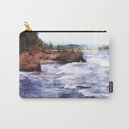 Upper Peninsula Landscape Carry-All Pouch