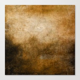 Abstract Cave Canvas Print