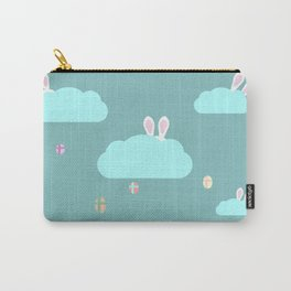 Easter town Carry-All Pouch