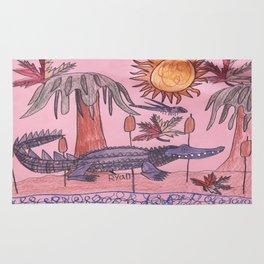 Swamp Hunt Rug