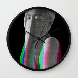 The Glitch Experience / 2 Wall Clock