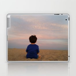 Youth and the Sea Laptop & iPad Skin