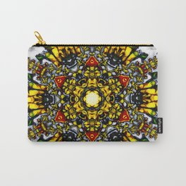The Tower Of Flowers Carry-All Pouch