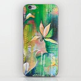 Bird of Peace iPhone Skin