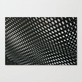 perforation 3 Canvas Print