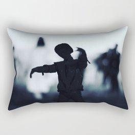 Thriller Nights  Rectangular Pillow