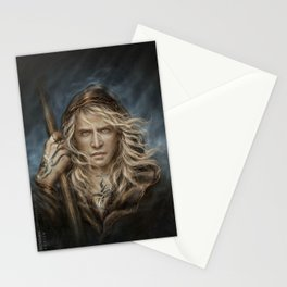 The Undying King Stationery Cards