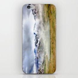 Lago Ercina in National park Picos de Europa iPhone Skin