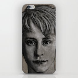 MACAULAY CULKIN iPhone Skin