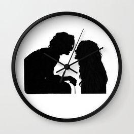 Robbers Wall Clock