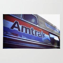 Amtrak Rug