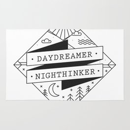daydreamer nighthinker II Rug