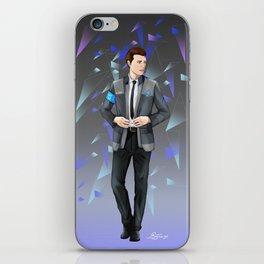 Connor Rk800 iPhone Skin