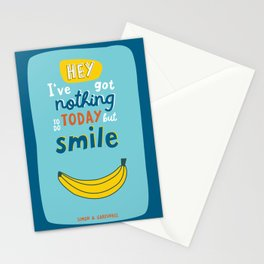 I've got nothing to do today Stationery Cards