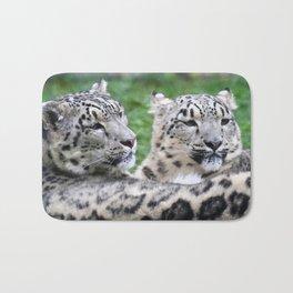 Aqua_Leopard_20180106_by_JAMColorsSpecial Bath Mat