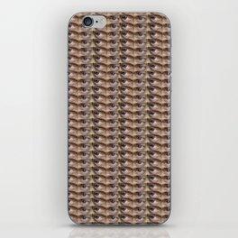 Steve Buscemi's Eyes Tiled iPhone Skin