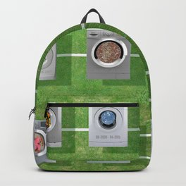 Tennis Court 01 Backpack