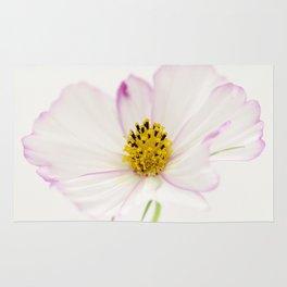 Sensation Cosmos White Bloom Rug