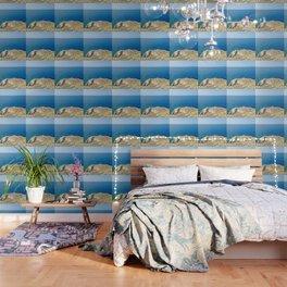 Bunker Sea View Wallpaper