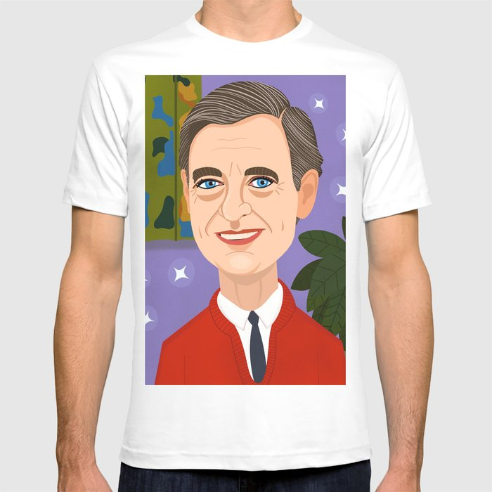 Mr Rogers T Shirt By Nicolewilson Society6