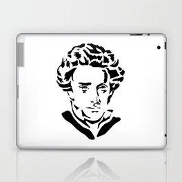Soren Kierkegaard Laptop & iPad Skin
