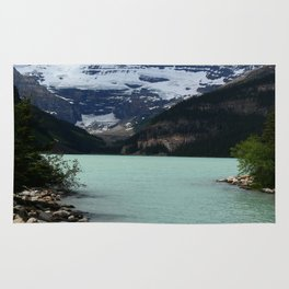 Lake Louise Impression Rug