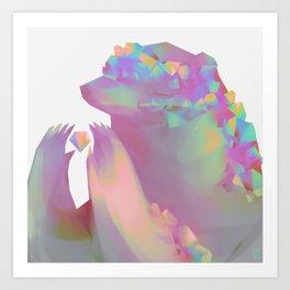 Gem Master Art Print
