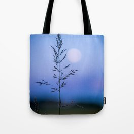 Tall Grass in Spring Tote Bag
