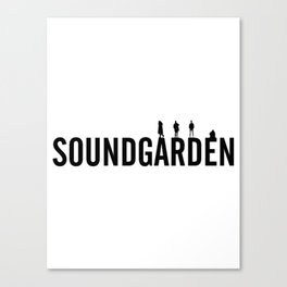 soundgarde Canvas Print