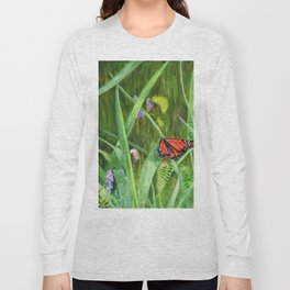 Signs of Summer by Teresa Thompson Long Sleeve T-shirt