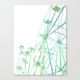 Balboa Ferris Wheel Canvas Print