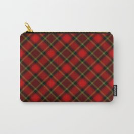 Scottish Fabric Carry-All Pouch