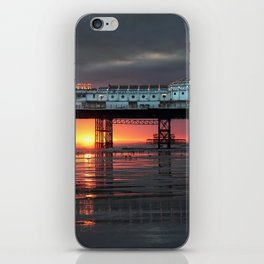 Light and Darkness iPhone Skin