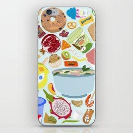 My Cravings Make No Sense iPhone Skin