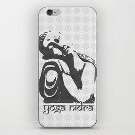 Yoga Nidra - Buddha iPhone Skin