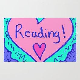 Reading! Rug