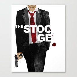 The Stooge Canvas Print